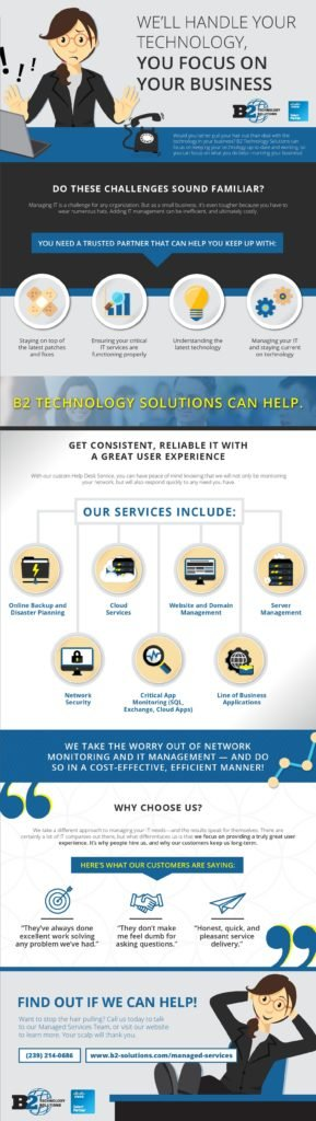 b2 solutions managed services